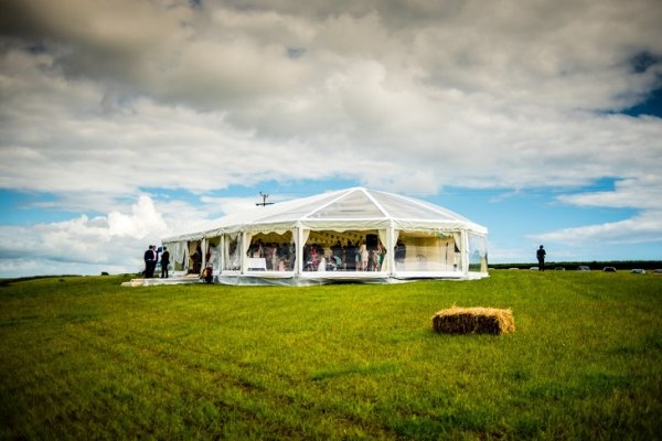 One of Hatch Marquees